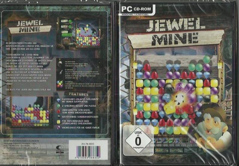 PC Jewel Mine (28063652NEU, OVP)