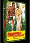 JUNGFRAU UNTER KANNIBALEN - 3D Metalpak Edition - Uncut