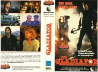 DER GLADIATOR [VHS1986]**Nancy Allen + Ken Wahl**i d Zukunft