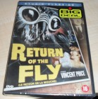 Vincent Price - Return of the Fly - Uncut DVD Deutscher Ton