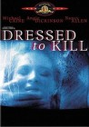 Dressed to Kill - Michael Caine, Angie Dickinson - DVD