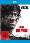John Rambo - Sylvester Stallone, Julie Benz - Blu Ray