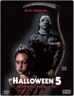 Halloween 5 - Metalpak [Blu-ray] (deutsch/uncut) NEU+OVP