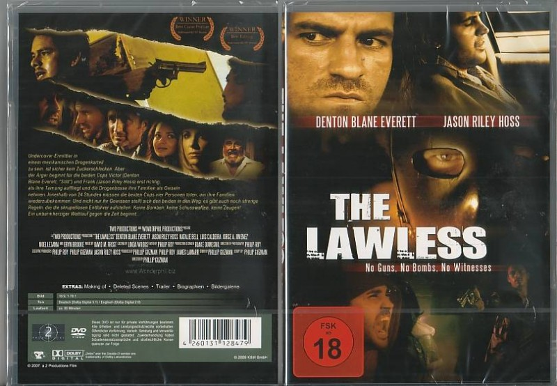 The Lawless(78047245,NEU)