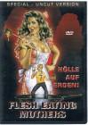 Flesh Eating Mothers - Splatter-Parodie - DVD Neu