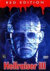 Hellraiser III (3) (Red Edition) DVD