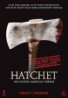 Hatchet (Uncut Version) Kane Hodder, Robert Englund - DVD