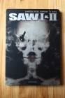 Saw 1 & 2 Director´s Cut, DVD, Limited Steelbook, UNCUT