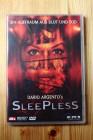 Sleepless, Dario Argento, DVD
