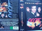 007 - Golden Eye  ... Pierce Brosnan, Sean Bean ...  VHS !!!