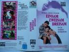 Einsam Zweisam Dreisam  ... Josh Charles ...  VHS !!!