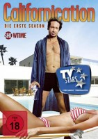 Californication die erste Season (Staffel 1) 2 DVDs