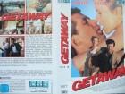 Getaway ... Alec Baldwin, Kim Basinger ...  VHS !!!