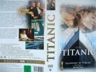 Titanic ...  Leonardo DiCaprio, Kate Winslet ...  VHS !!!