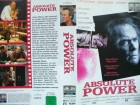 Absolute Power  ...  Actionthriller  !!!