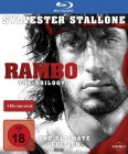 Rambo Trilogy 1+2+3 (Ultimate Edition) 3 Blu Ray uncut