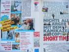 Short Time ...  Pechschwarze Komödie   !!!