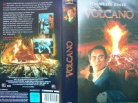 Volcano ...  Tommy Lee Jones, Anne Heche ...  VHS !!!