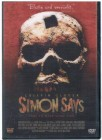Simon Says (Hologramm Cover) Crispin Glover - DVD