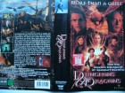 Dungeons & Dragons ...  Bruce Payne, Jeremy Irons ...  VHS