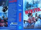 Nikita  ... Anne Parillaud, Jean Hugues Anglade ...  VHS !!!