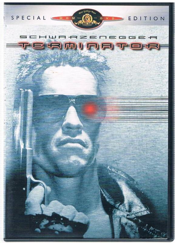 Terminator (2-Disc Special Edition) Arnold Schwarzenegger