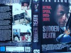 Sudden Death ...   Jean Claude van Damme  ...  VHS !!!