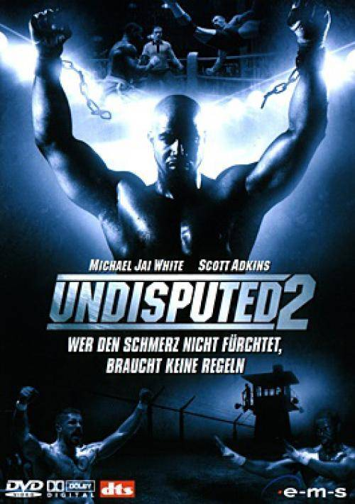 Undisputed 2 - Michael Jai White, Scott Adkins, Ben Cross