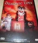 Demonic Toys / NSM Uncut DVD Full Moon