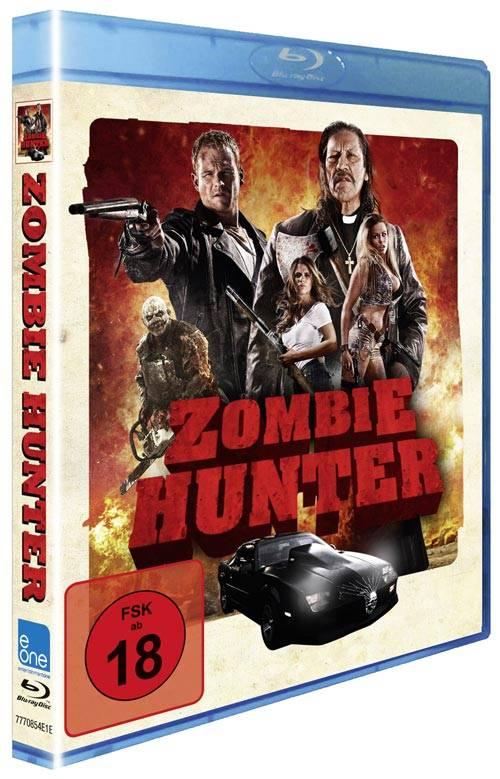 Zombie Hunter [Blu-ray] (deutsch/uncut) NEU+OVP