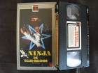 Ninja - Die Killer-Maschine [RCA silber]