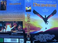 Dragonheart ... David Thewlis, Dennis Quaid ...  VHS !!!