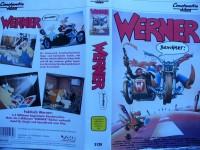WERNER - Beinhart ...  Zeichentrickfilm   !!!