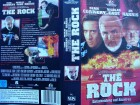 The Rock  ...  Sean Connery, Nicolas Cage ...  VHS !!!
