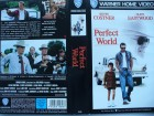 Perfect World  ...  Kevin Costner, Clint Eastwood ...  VHS