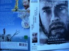 Cast Away - Verschollen ...  Tom Hanks ...   VHS !!!
