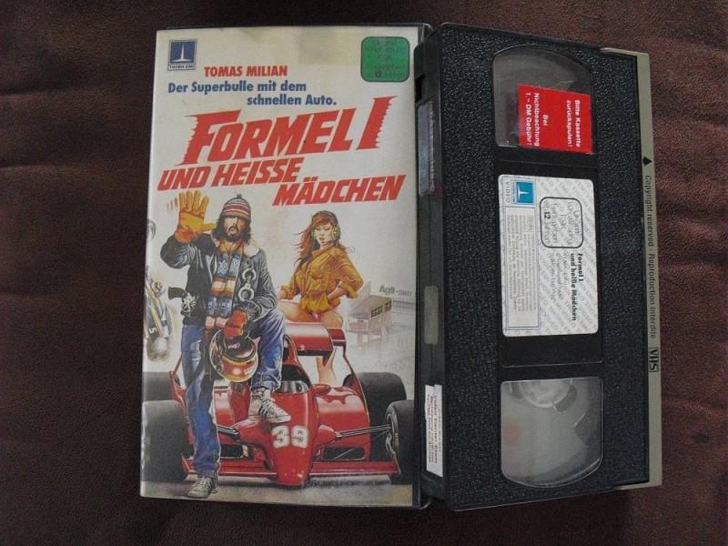 Formel 1 und heisse Mädchen [Thorn EMI] Italo, Superbulle