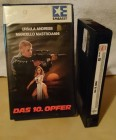 Das 10. Opfer - Ursula Andress, Mercello Mastroianni - VHS