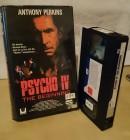 Psycho 4 - The Beginning - VHS