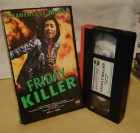 Friday Killer - VHS
