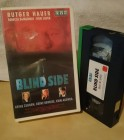 Blind Side - Rutger Hauer - VHS