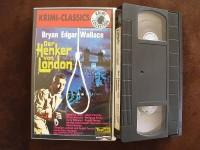 Der Henker von London [Toppic] B. Edgar Wallace Rarität