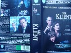 Der Klient ... Susan Sarandon, Tommy Lee Jones ...  VHS !!!