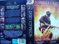 Der schmale Grat ...  Sean Penn, George Clooney ...  VHS !!!
