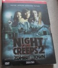 Night of the Creeps 2 - Zombie Town Uncut DVD Anolis Limited