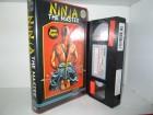VHS - Ninja the Master - Java Tigers - EuroVideo