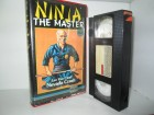 VHS - Ninja the Master - Nevada Crash - EuroVideo