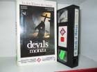 VHS - In den Klauen des Satans: DEVILS OF MONZA - UFA