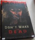 Don't wake the Dead - Red Edition Buchbox NSM Uncut DVD