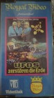 Royal Video - Ufos zerst�ren die Erde - VHS - Glasbox